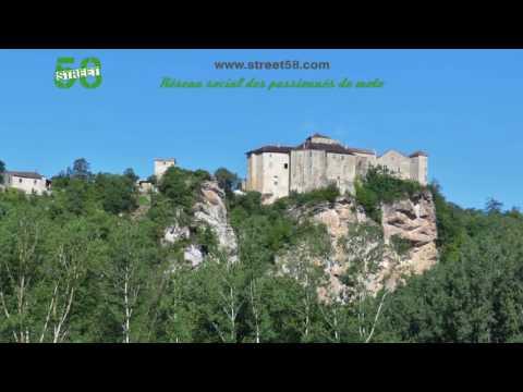Roadbook moto Tarn : Les Gorges de l' Aveyron