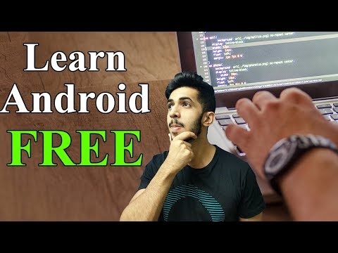 Learn Android App Development Free 2018 | Free App Development Course [Hindi]