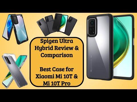 Spigen Ultra Hybrid Review & Comparison - Best Transparent Cover Case for Xiaomi