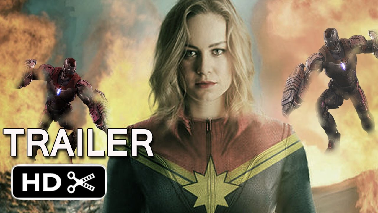 captain marvel official trailer