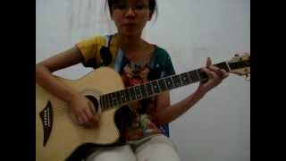 Guitar Cover Jung Yonghwa (CN BLUE)-Banmal Song by Yoke