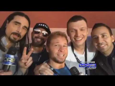 More Las Vegas Talk With BSB About New Music, Charity Work, etc.