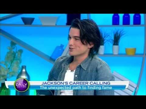 Jackson Gallagher's road to fame