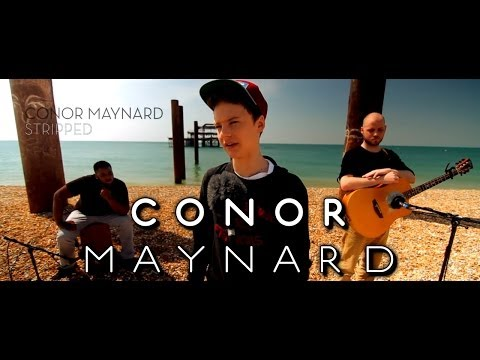 Conor Maynard - 'Can't Say No' and 'Vegas Girl' Stripped (VEVO LIFT UK)
