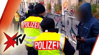 Görlitzer Park Berlin: Im Einsatz mit der Polizei | stern TV
