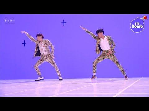[BANGTAN BOMB] Dance Battle During 'IDOL' MV Shoot - BTS (방탄소년단)