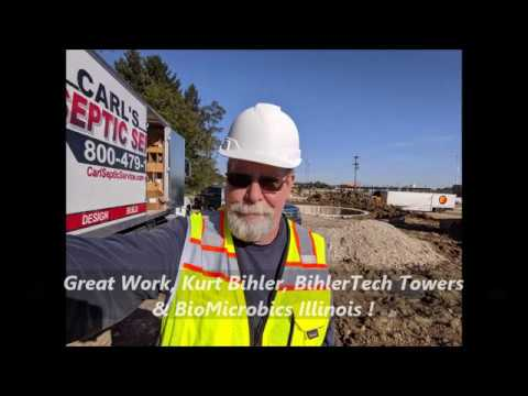 CASE STUDY: Installation of Truck Stop BioBarrier HSMBR System