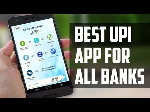 BEST UPI APP (UNIFIED PAYMENT INTERFACE APP ) FOR SBI,PNB,HDFC ICICI,BOI,AND MORE   (HINDI)