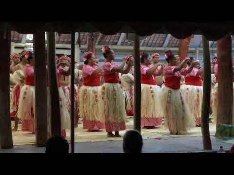 Tokelau dance. Fakaofo