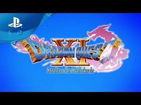 Dragon Quest XI - Launch Trailer [PS4, deutsch]