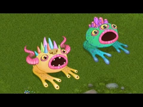 How to breed Grumpyre Monster 100% Real in My Singing Monsters