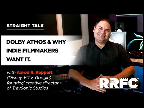 Dolby Atmos Explained & Why Indie Filmmakers Want It