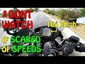 DONT WATCH IF SCARED OF SPEEDS   KTM RC 390