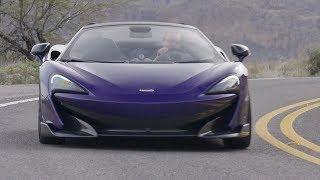 2020 McLaren 600LT Spider | Lantana Purple