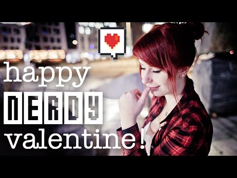 Ein Liebeslied für Nerds - #HappyNerdyValentine ♥