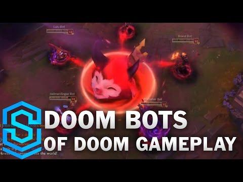 Doom Bots Of Doom Gameplay 2016 - Livestream VOD