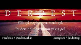 Derdest - Ateş ( Official Audio ) #2017