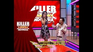 Meski Tiara takut dengan tikus, jalanin aja shay! - Killer Karaoke Indonesia