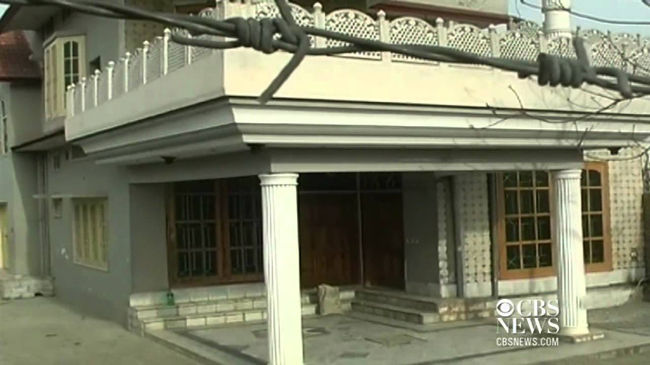Bin Laden family home up for rent
