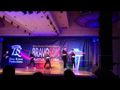 ANITA'S LADIES TIME - SEATTLE SALSA CONGRESS 2014