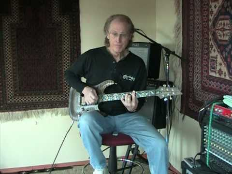Michelle Beatles Guitar Chord Melody Solo Cover Jim Wright Youtube