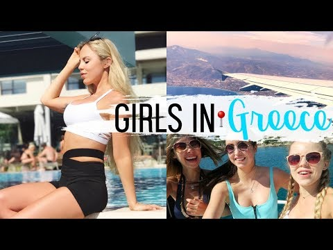A Girls Guide To Rhodes | Discover Greece Travel Vlog