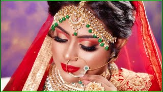 BRIDAL MAKEUP TUTORIAL | I WENT TO MY SUBSCRIBER's HOUSE TO GET DONE MY BRIDAL MAKEUP