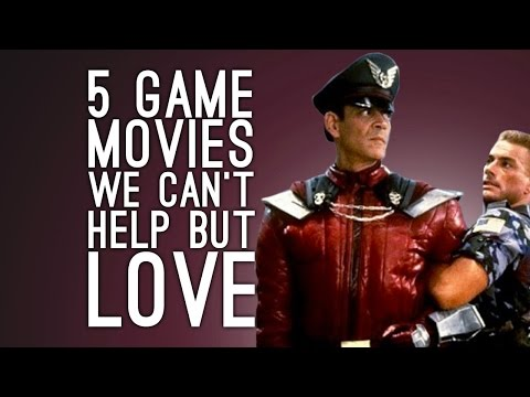 5 Game Movies We Love Despite Their Many, Crippling Flaws
