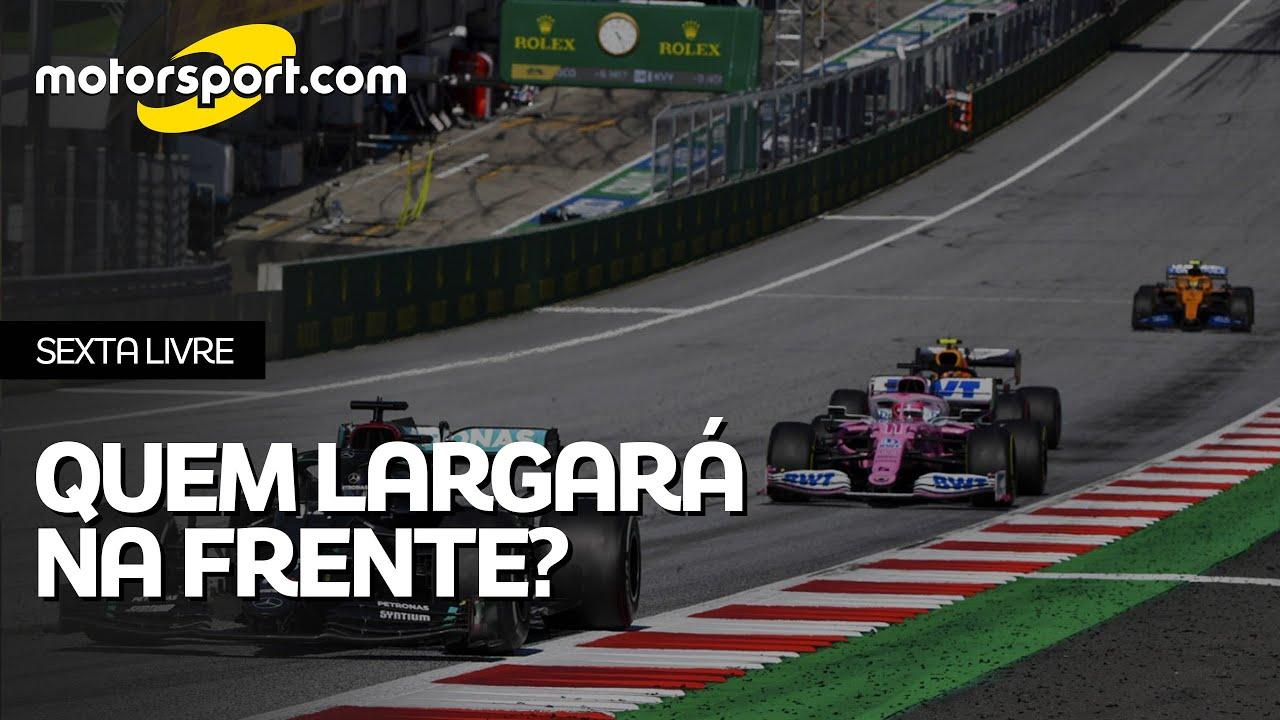 SEXTA-LIVRE: Três times na ponta, Ricciardo bate forte, Ferrari muito mal e GP do Brasil ameaçado