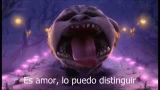 """""""Extraño""""- Tinker Bell y La Bestia de Nunca Jamás (letra)"""
