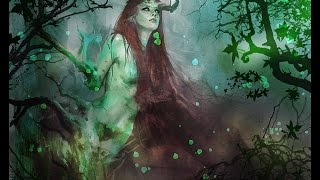 Dryads (Nymphs of the Forest) - Improvisation for Ancient Greek Chelys Lyre