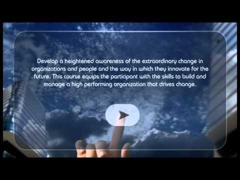 Advanced Management Innovation Program (Madrid)