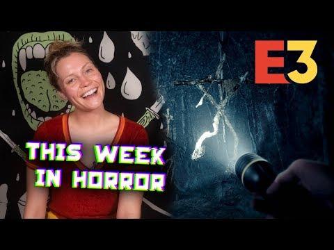 Horror Headlines for June 10, 2019 - E3 Horror Highlights!