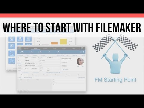 Where to Start With FileMaker? | FileMaker Pro 15 News  |  FileMaker 15 Training