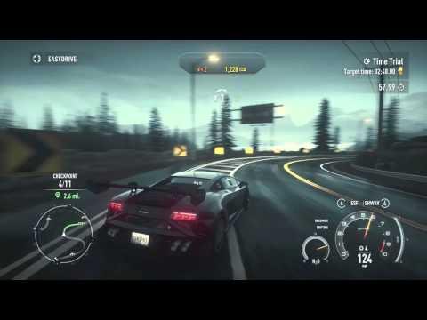 Need For Speed Rivals (Xbox One): Lamborghini Gallardo Super Trofeo (Racer)