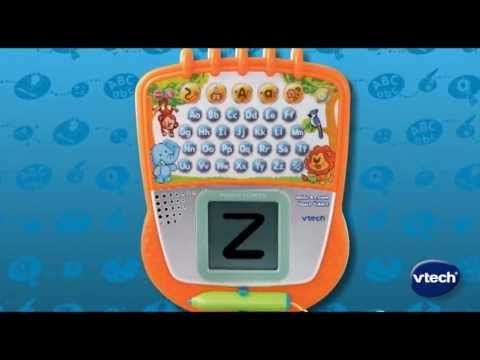vtech write learn touch tablet