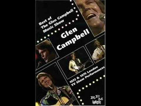 Glen Campbell - Try A Little Kindness (live 1972)