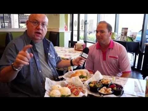 Checking out Chicken Salad Chick in Orlando and an opportunity for you to win a $25 gift card