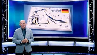 Motorsport Show Ep. 15 - Hockenheim German GP 3D track review