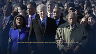 Being Biden: Civil Rights and John Lewis