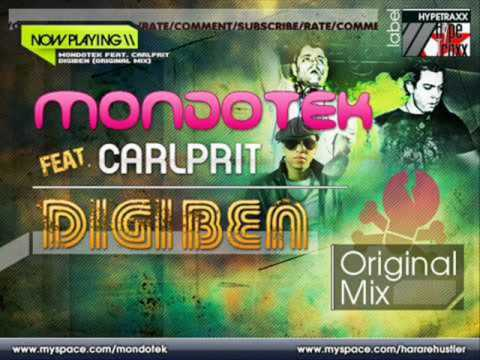 Mondotek feat. Carlprit - Digiben (Original Mix)