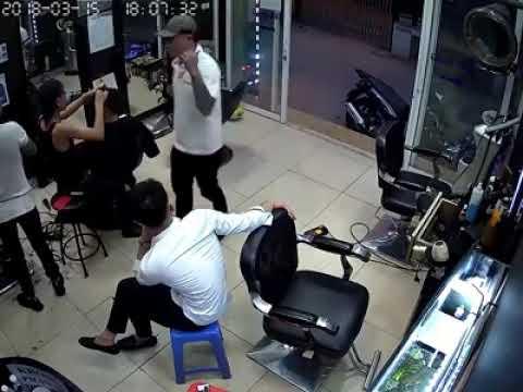 Giang hồ thanh toán nhau bằng súng đạn như xã hội đen Hồng Kong vậy thật rùng mình !!