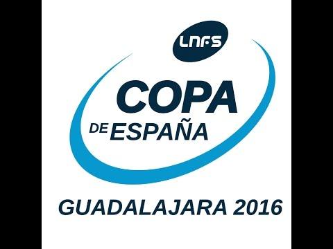 Sala de Prensa Virtual LNFS Copa de España 2016 Guadalajara - Sábado 12