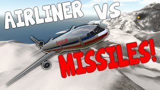 AIRLINER LOCKED ON TO!  -  Simple Planes  -  Spotlight