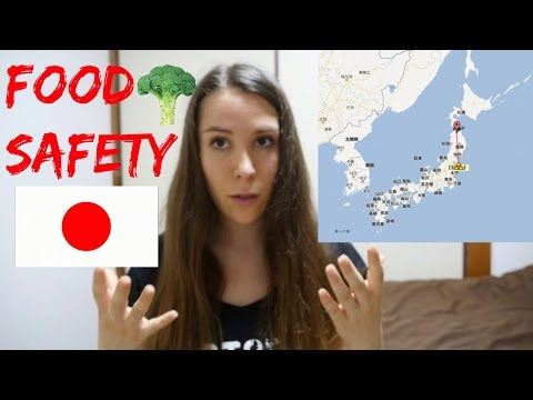 Radiations and Food Safety in Japan