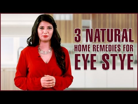 Natural Home Reme To Get Rid Of Stye In Eye