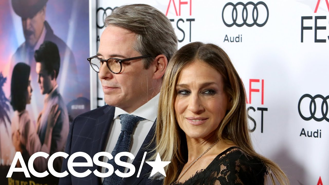 Sarah Jessica Parker Slams The National Enquirer Over 'Disgraceful' Report About Her Marriage