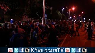 Kentucky Wildcats TV: Big Blue Madness Ticket Camp-Out 2014