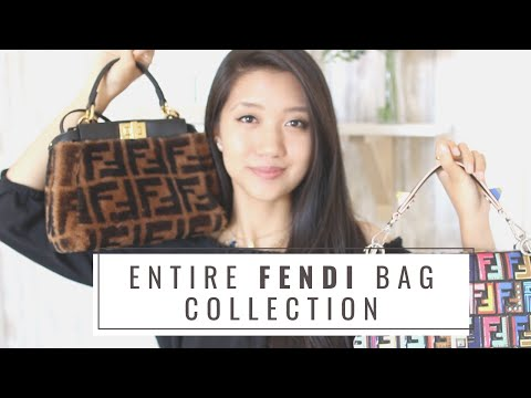 MY ENTIRE FENDI BAG COLLECTION