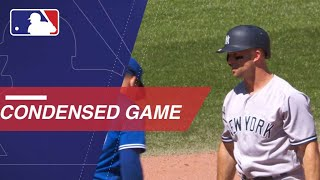 Condensed Game: NYY@TOR - 7/8/18